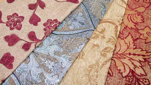 Материалы для обивки мебели: гобеленовая ткань.
