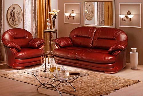 Как выбрать кожаную мебель и как ухаживать за ней?