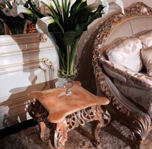 Испанская мебель в стиле барокко