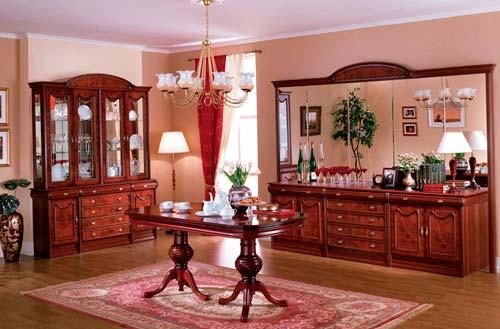 Испанская мебель в классическом стиле