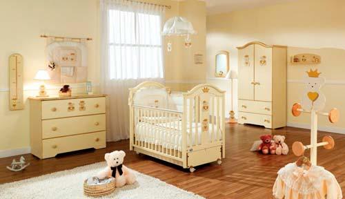 Мебель для малыша должна быть прочной и красивой