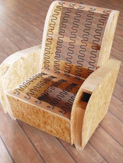 У изготовления мебели из плит osb-3 множество преимуществ