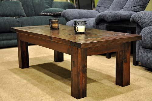 Мебель, изготовленная своими руками, украсит любую квартиру
