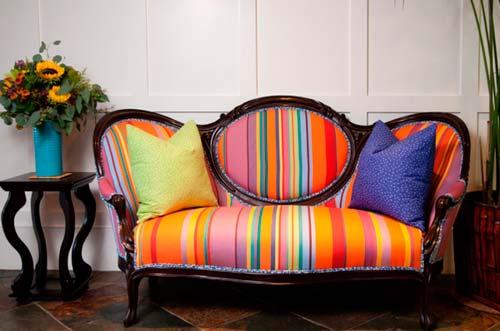 Итальянская мебель — радужная палитра всегда в моде!