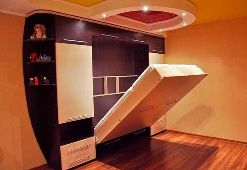 Конструкция мебели должна быть лишена слабых мест
