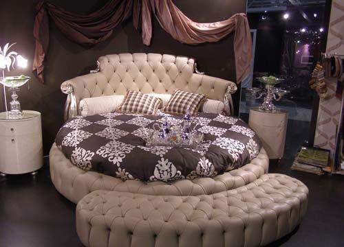 Кровать воплотит в себе стремление к комфорту