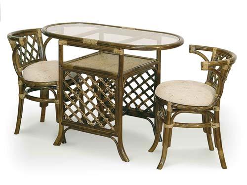 Мебель из ротанга украсит ваш интерьер