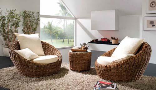 Кресло из этого материала может выдержать вес до 250 кг