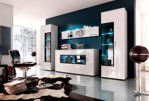 Современная корпусная мебель состоит из разных модулей