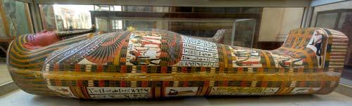 Саркофаги могли позволить себе только обеспеченные слои населения