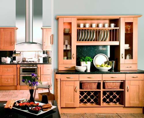 Как выбрать место для буфета в доме?