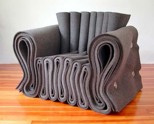 У дизайнеров мебели полно идей, благодаря которым мебель не покажется скучной