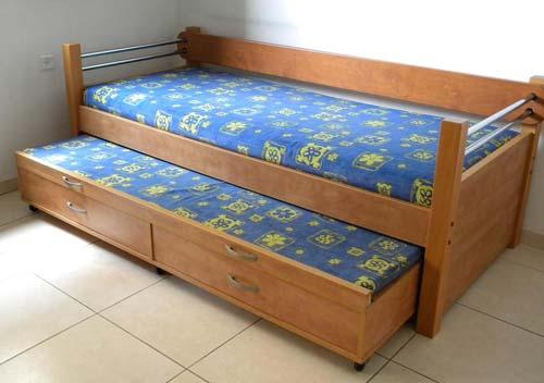 Как сделать детскую кровать «из ничего»? Проще простого!