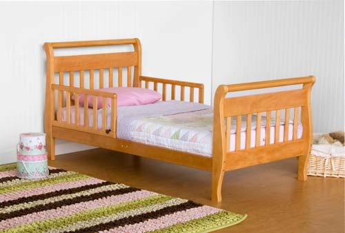 Как сделать детскую кровать «из ничего»