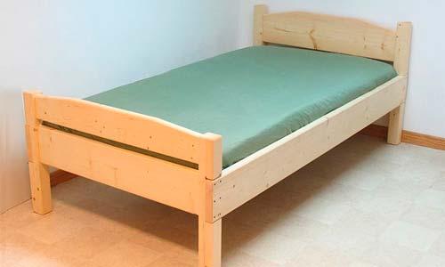 В статье приводятся расчеты для подростковой кровати