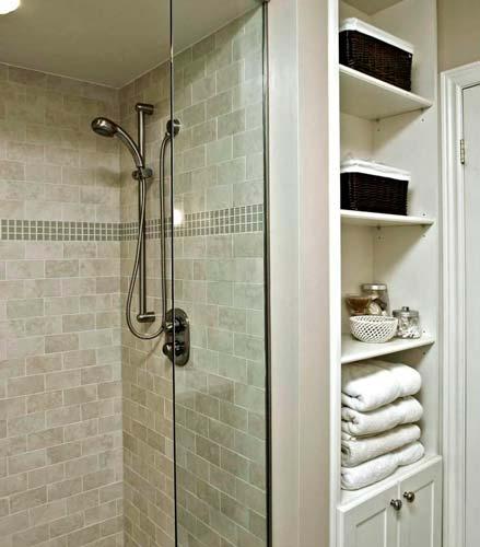 Шкаф в ванную добавит уюта