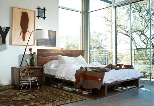 Какую древесину лучше всего выбрать для кровати? Виды кроватей из массива дерева.