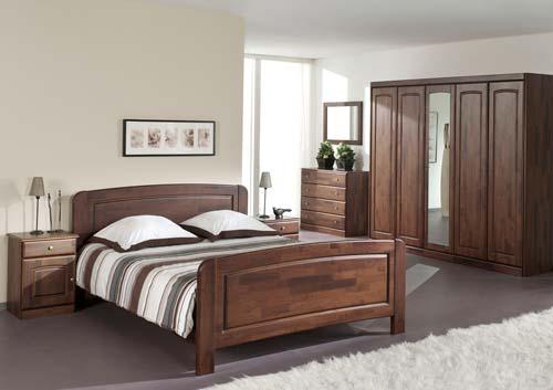 От материала зависит внешний вид и прочность кровати