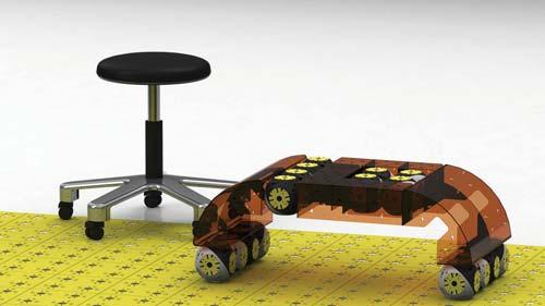 Движущаяся мебель: фантастика, ставшая реальностью.