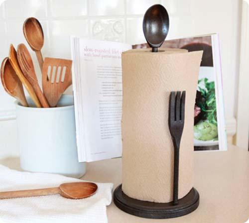 Полотенца - отличные помощники на кухне, они могут стать симпатичным элементом дизайна