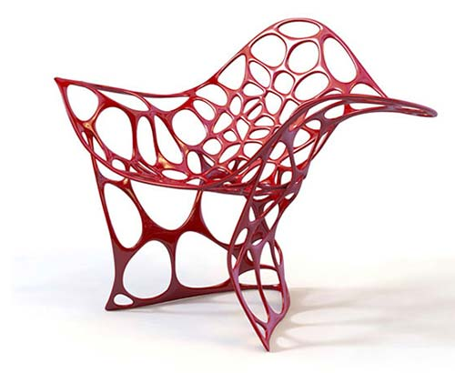 Напечатать дизайнерскую мебель на 3D-принтере – доступно каждому!