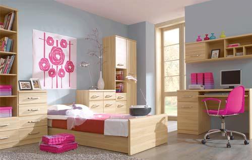 Мебель для детей должна быть не только экологичной, но и красивой