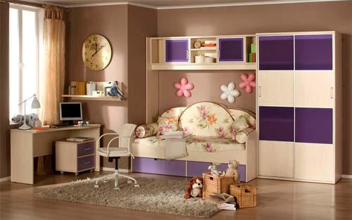 Современная мебель – детям. Обзор актуальных тенденций.
