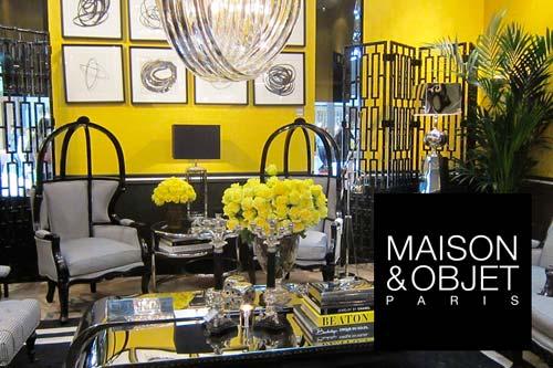 В Париже открылась выставка Maison & Objet.