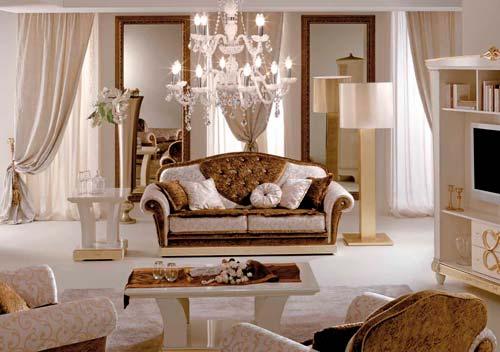 Итальянская мебель – подлинное произведение искусства