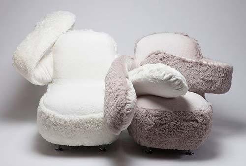 Появилось новое «обнимающее кресло».