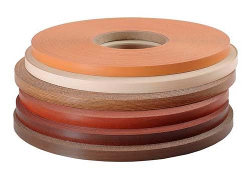 Кромочный материал: кромка меламиновая, кромка ПВХ, АВС и ПП.