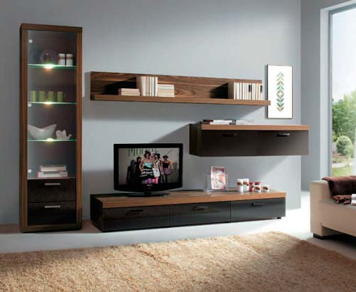 Корпусная мебель может отличаться внешне от привычных вариантов