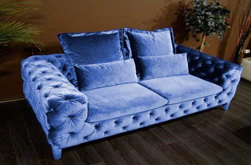 Как ухаживать за мебелью из велюра?