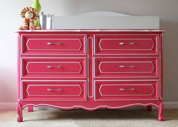 Как покрасить мебель?