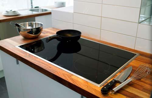 Как ухаживать за стеклокерамической плитой?