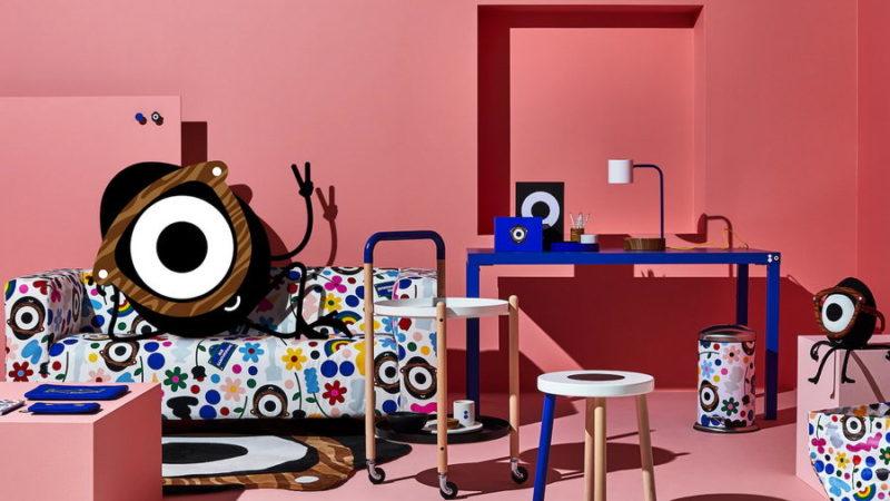 ФЁРНИАД — лимитированная серия мебели и аксессуаров от ИКЕА