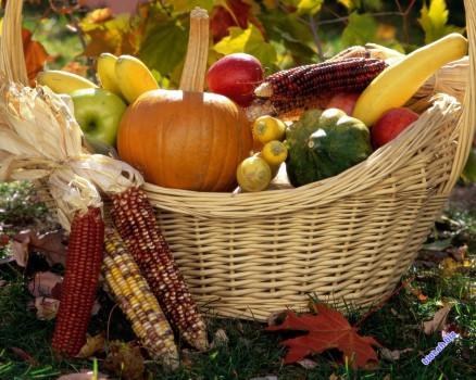 Время сбора урожая