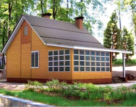 Собственный дом - мечта миллионов!